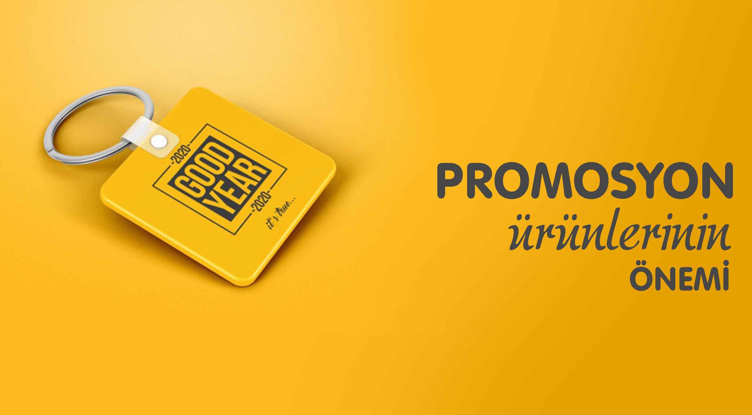 Promosyon ürünlerinin pazarlama üzerine etkisi