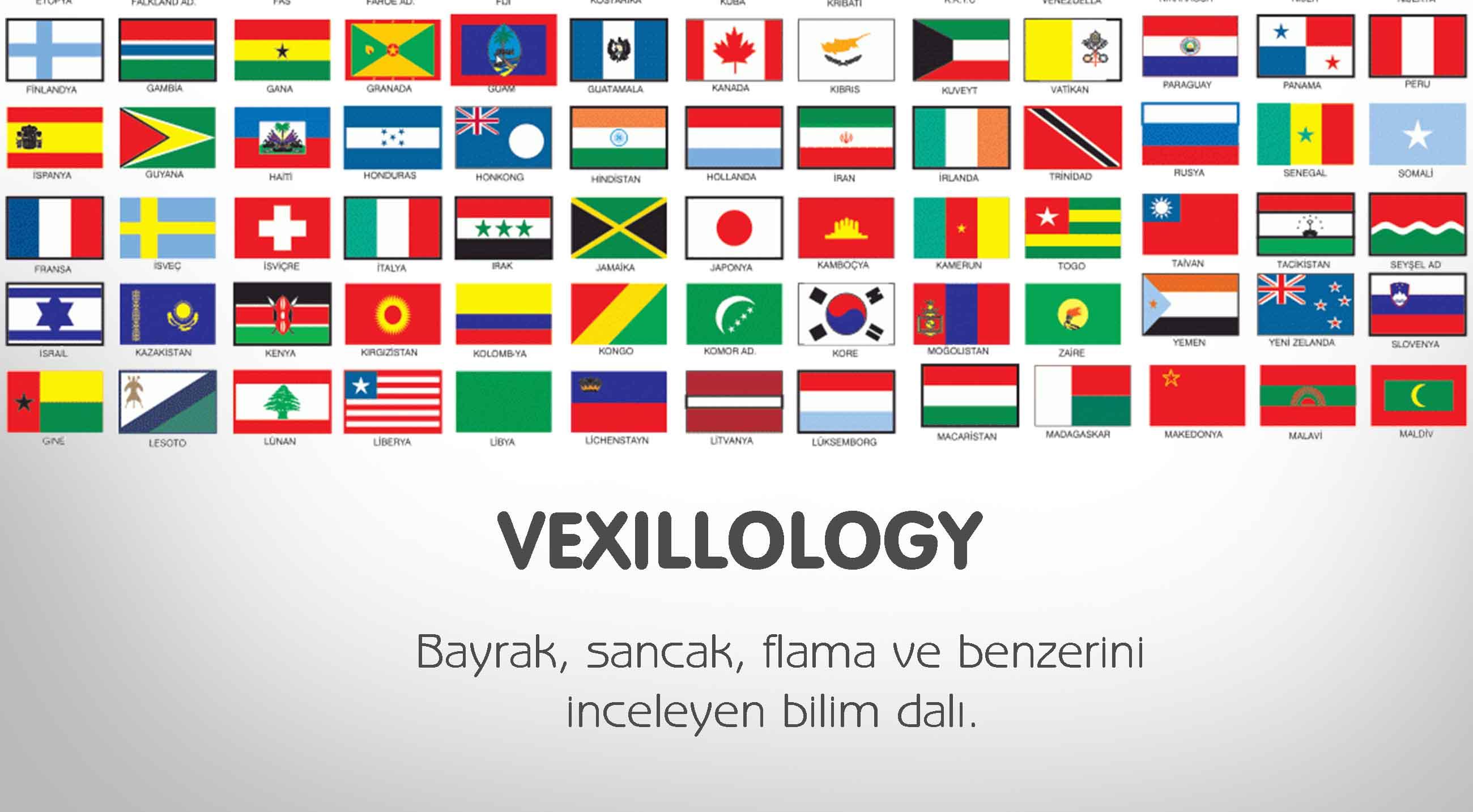 Vexillology nedir?