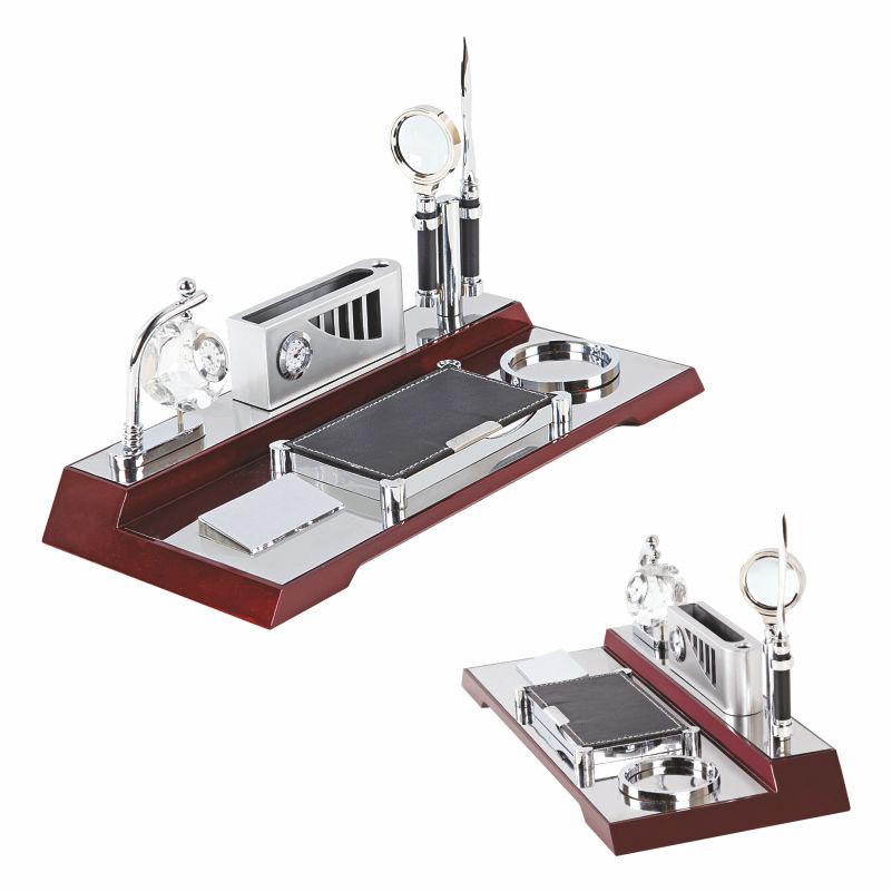 2060 LUXURY WOODEN TABLE SET