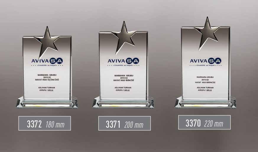 3370 - 3371 - 3372  - Award