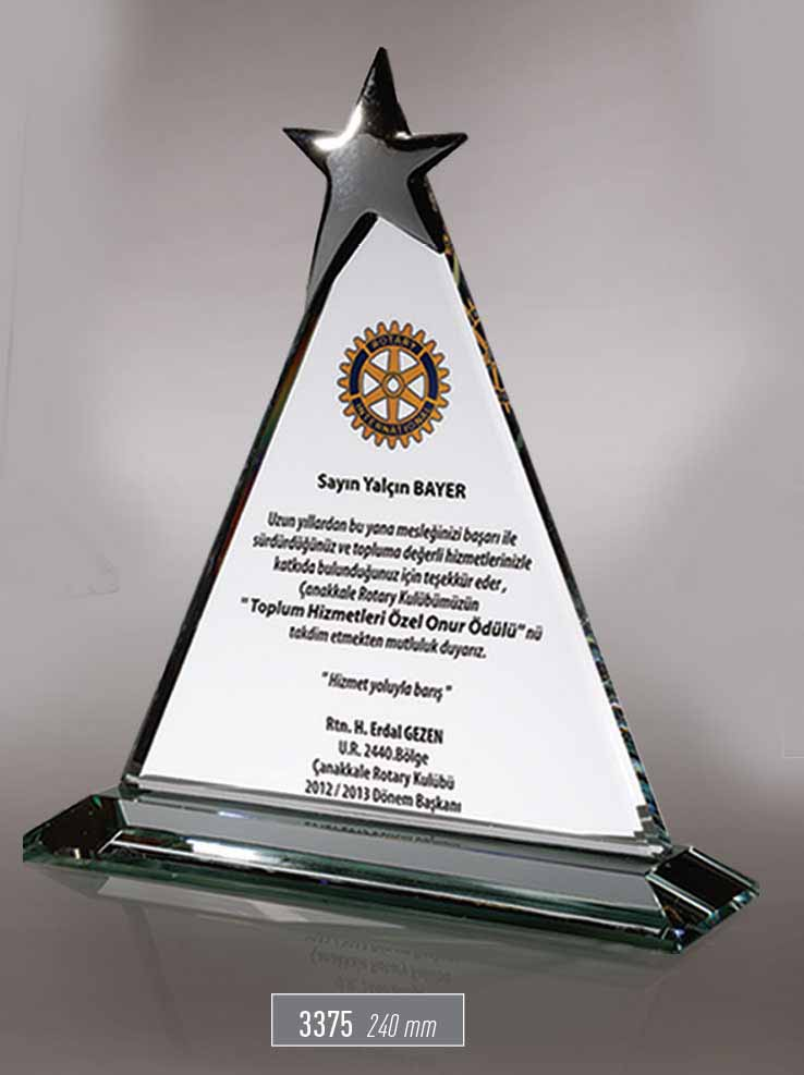 3375 - Award