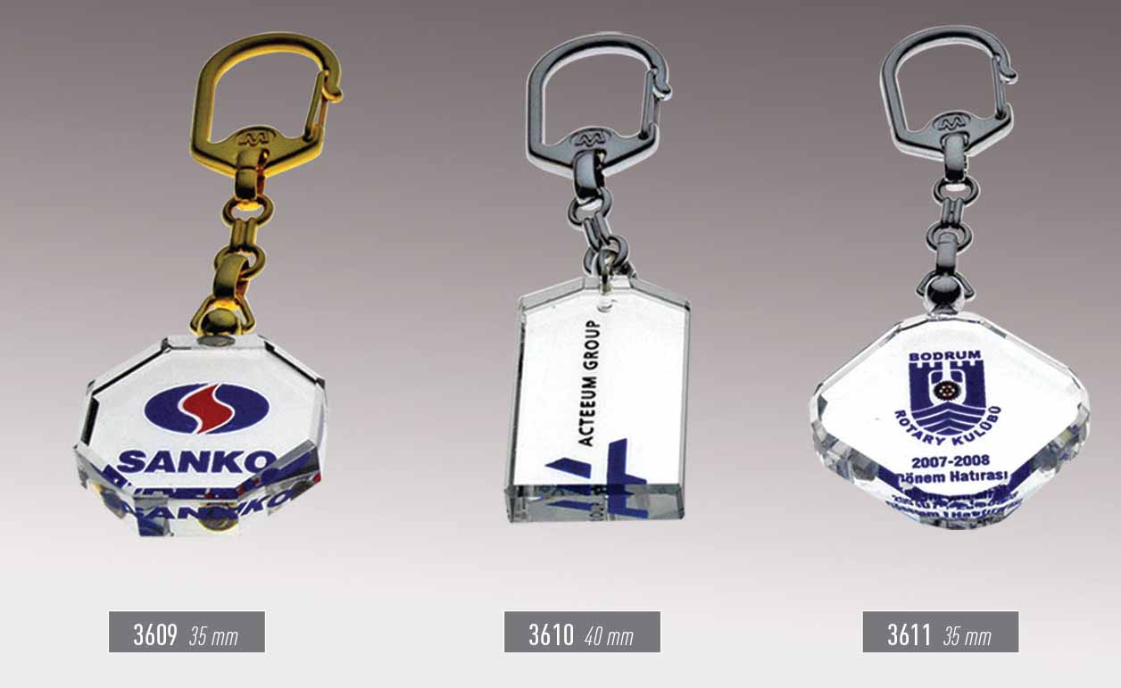 3609 - 0310 - 3611  - Keyholder