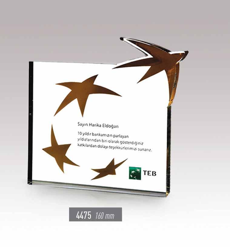 4475  - Acrylic Award