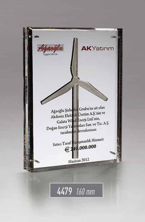4479  - Acrylic Award