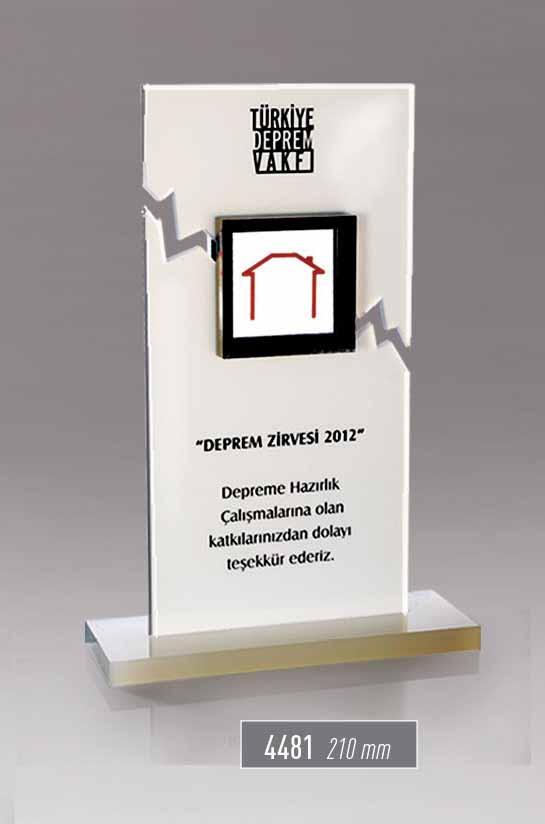 4481  - Acrylic Award
