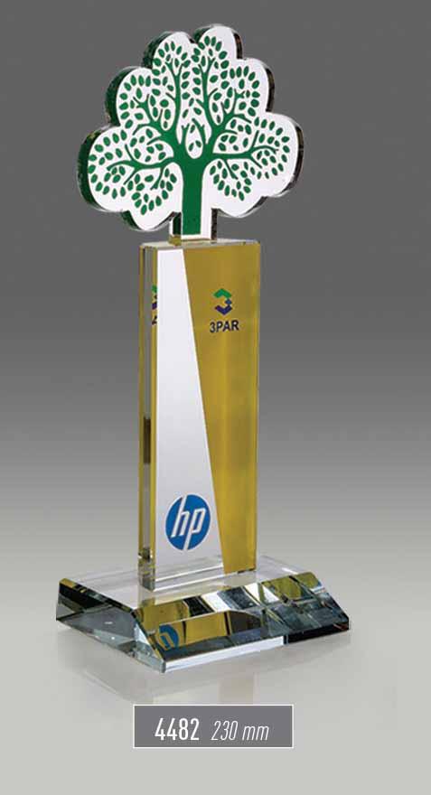 4482  - Acrylic Award