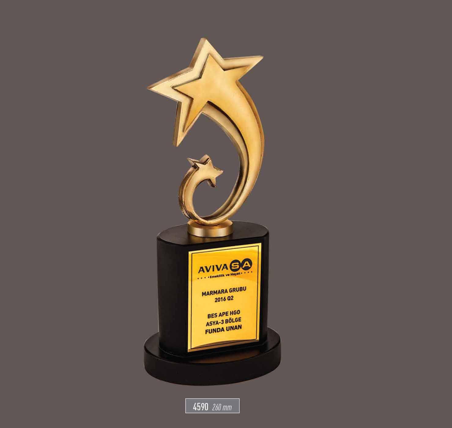 4590 - Award