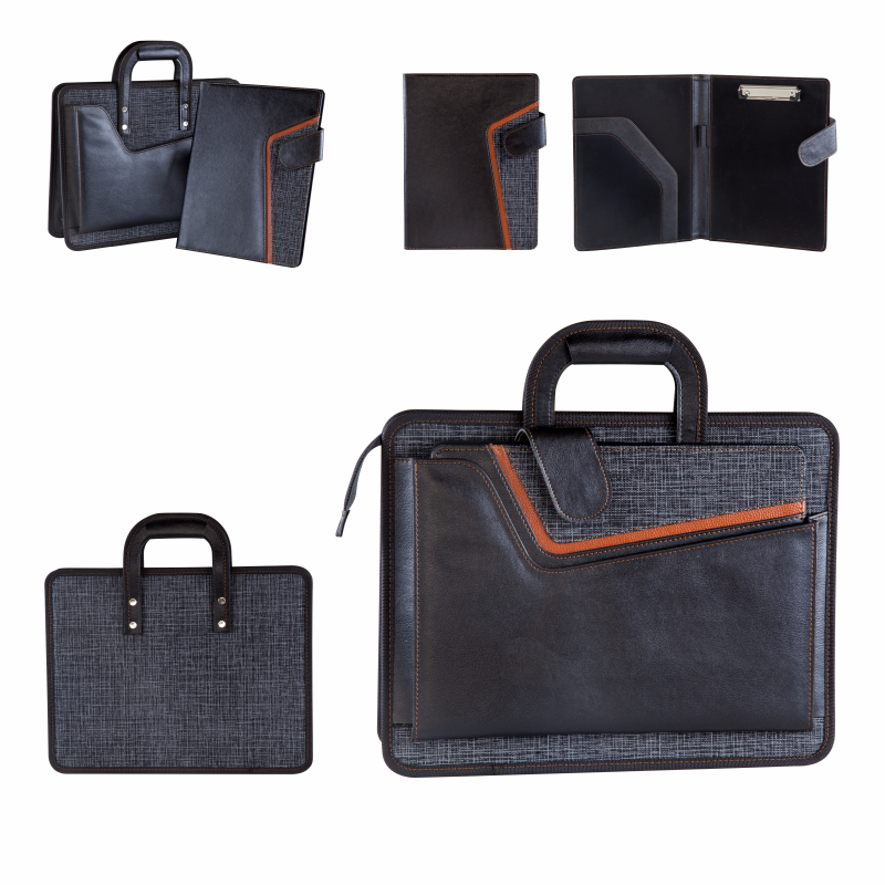 760 SECRETARY DOCUMENT BAG WITH LAPTOP SECTION