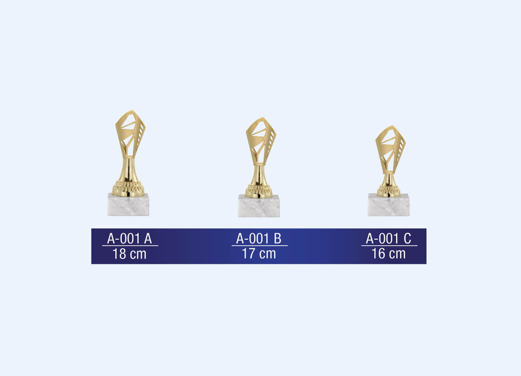A-001 General Cups