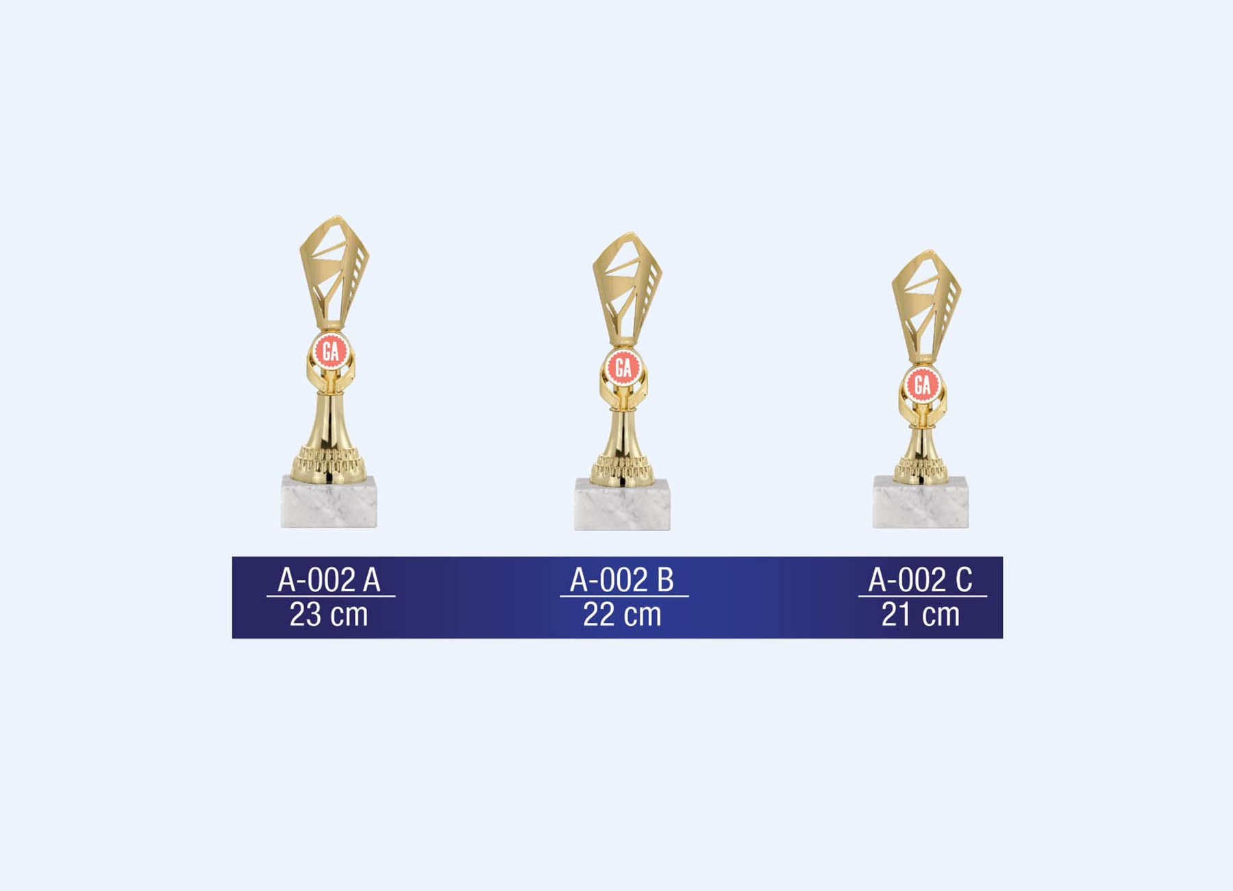 A-002 General Cups