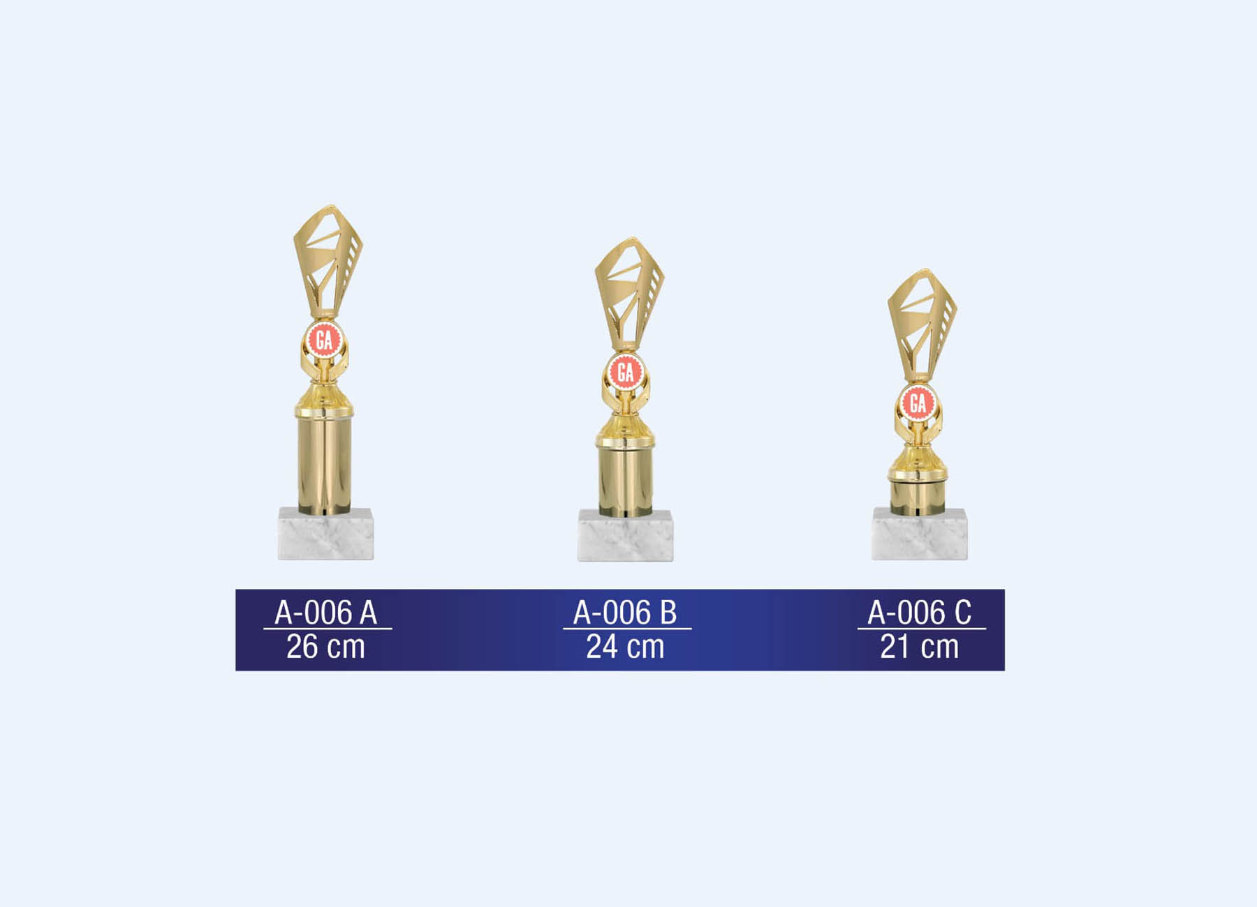 A-006 General Cups