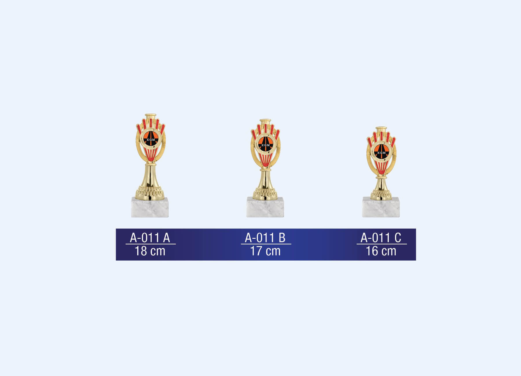A-011 General Cups