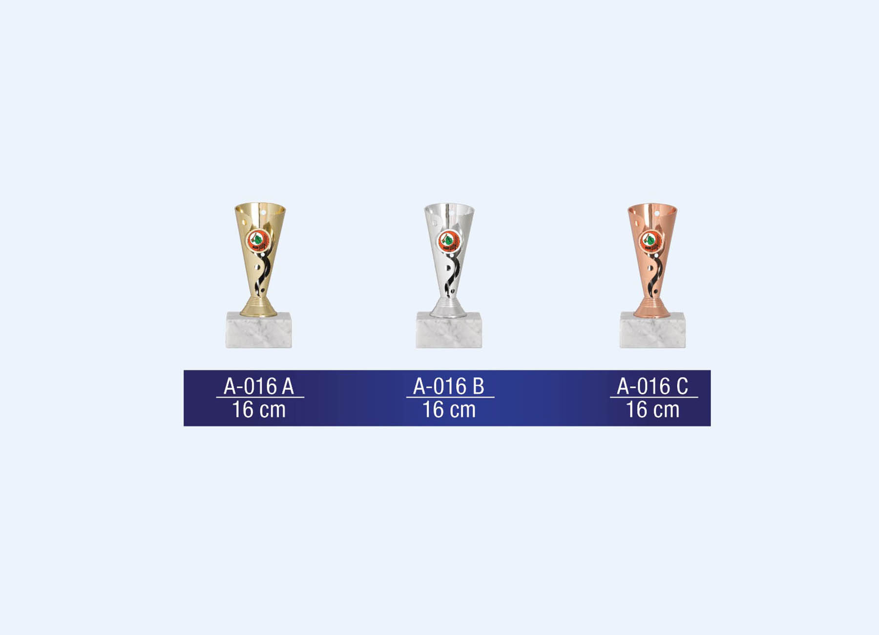 A-016 General Cups