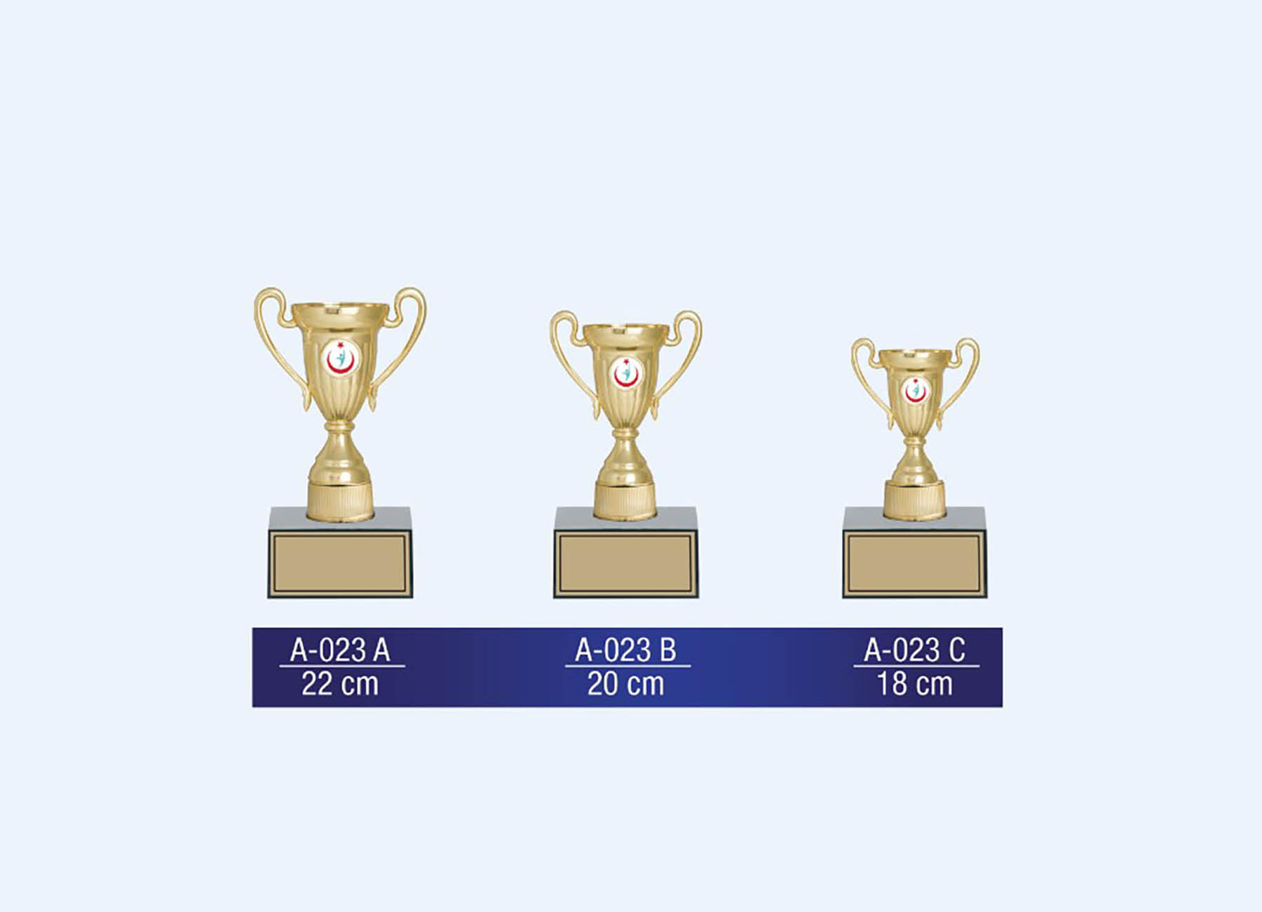 A-023 General Cups