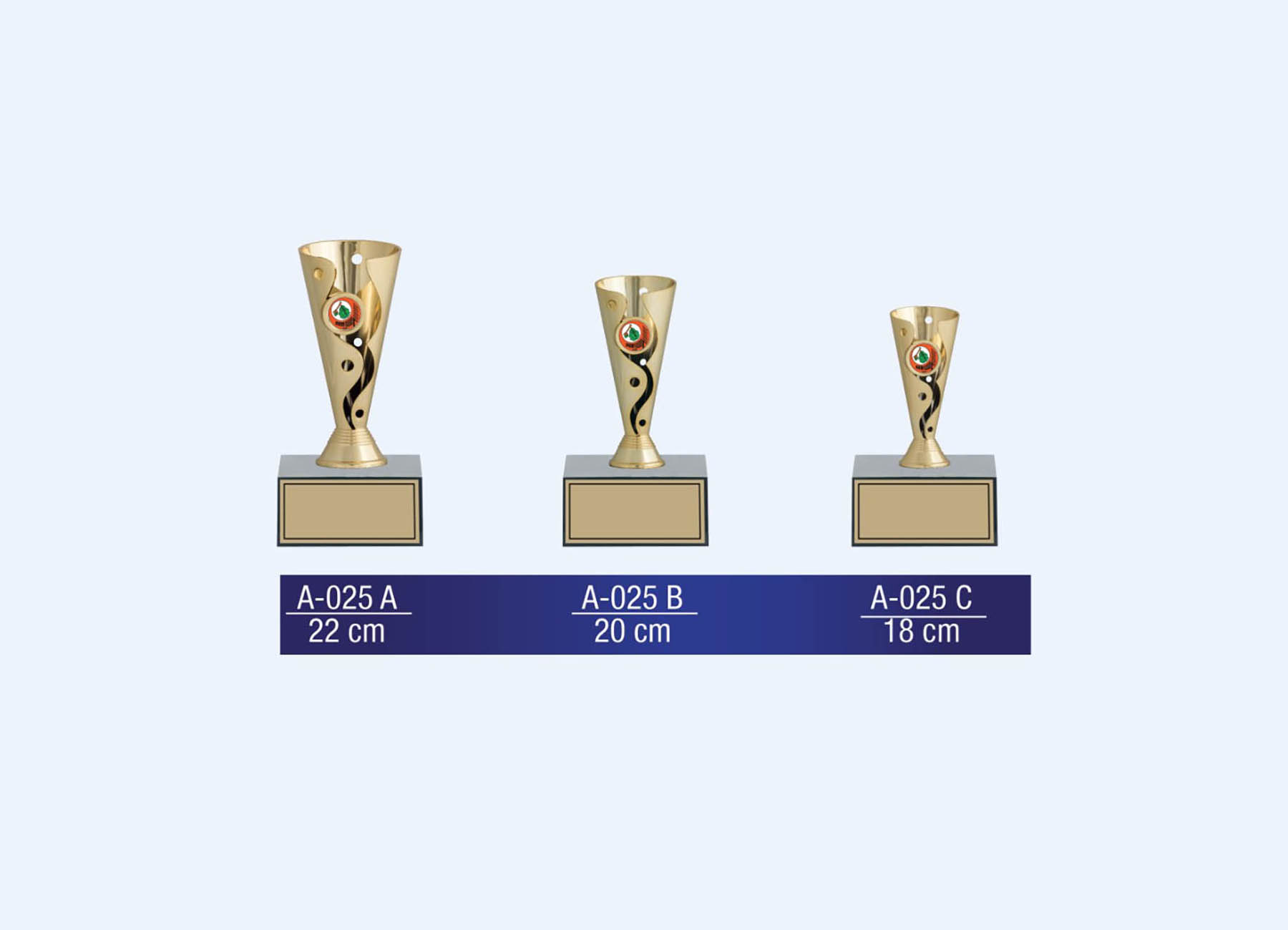 A-025 General Cups