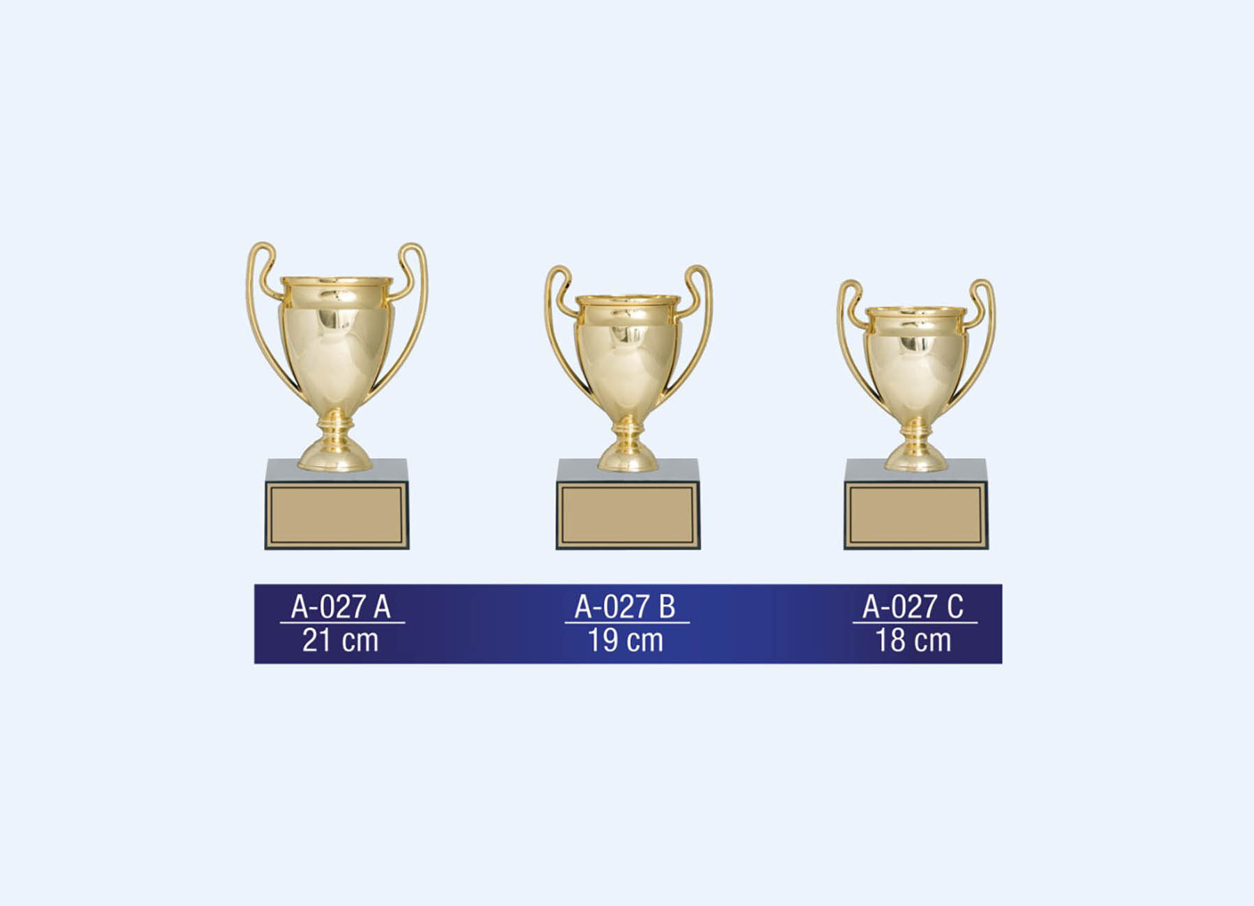 A-027 General Cups