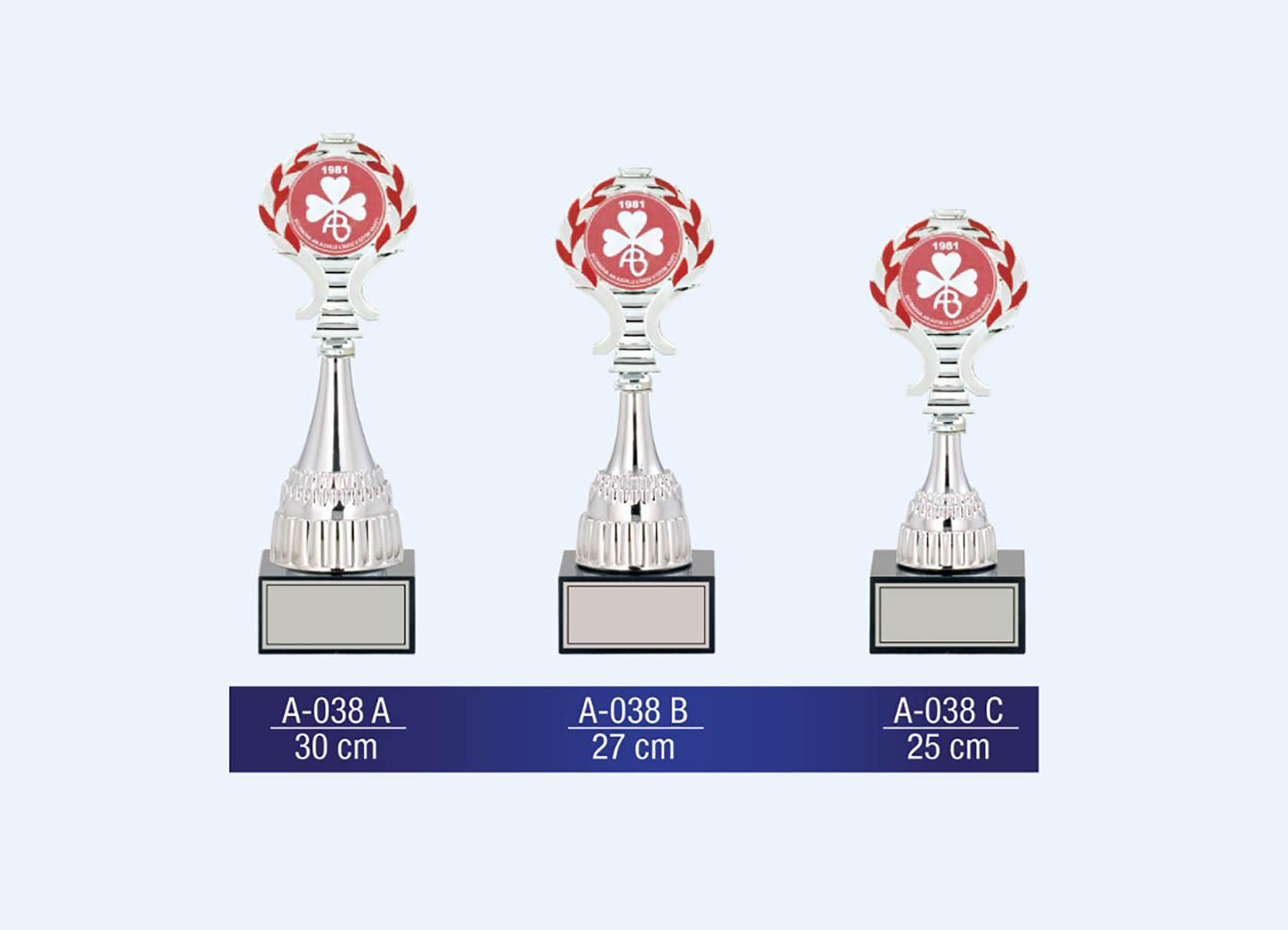 A-038 General Cups