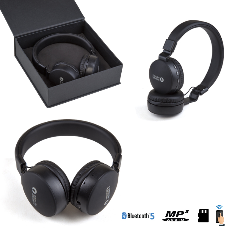 BD-0061 ILLUMINATED WIRELESS HEADPHONES