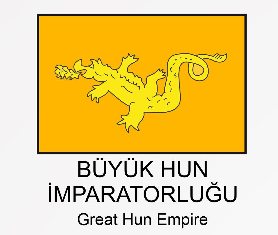 GREAT HUN EMPIRE