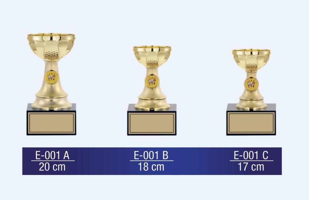 E-001 Small Cup