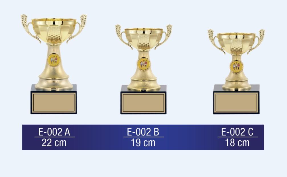 E-002  Small Cup