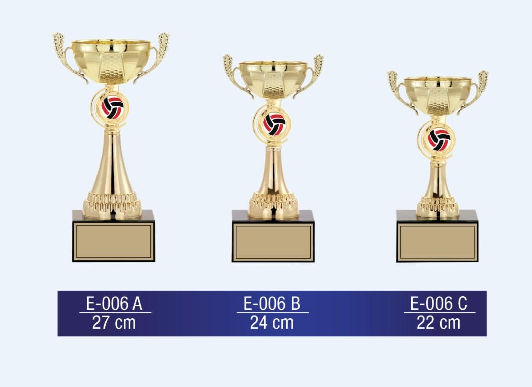 E-006  Small Cup