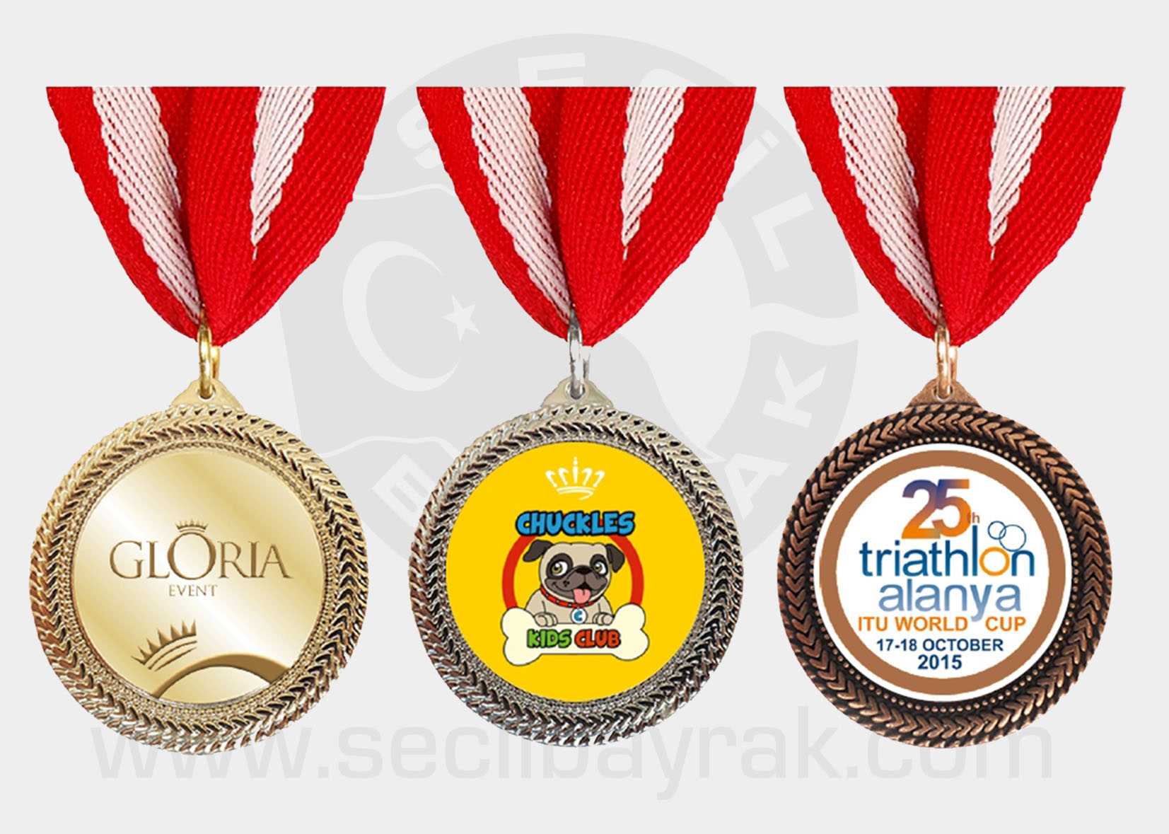 Custom Design Medals