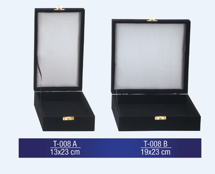T-008 Glass Plaque Box