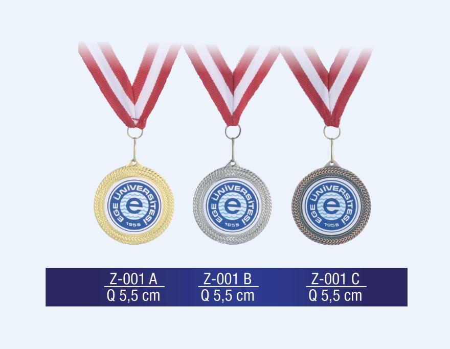 Z-001 Medal