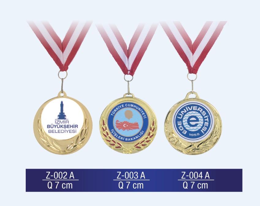 Z-002 / Z-003 /  Z-004  Medal