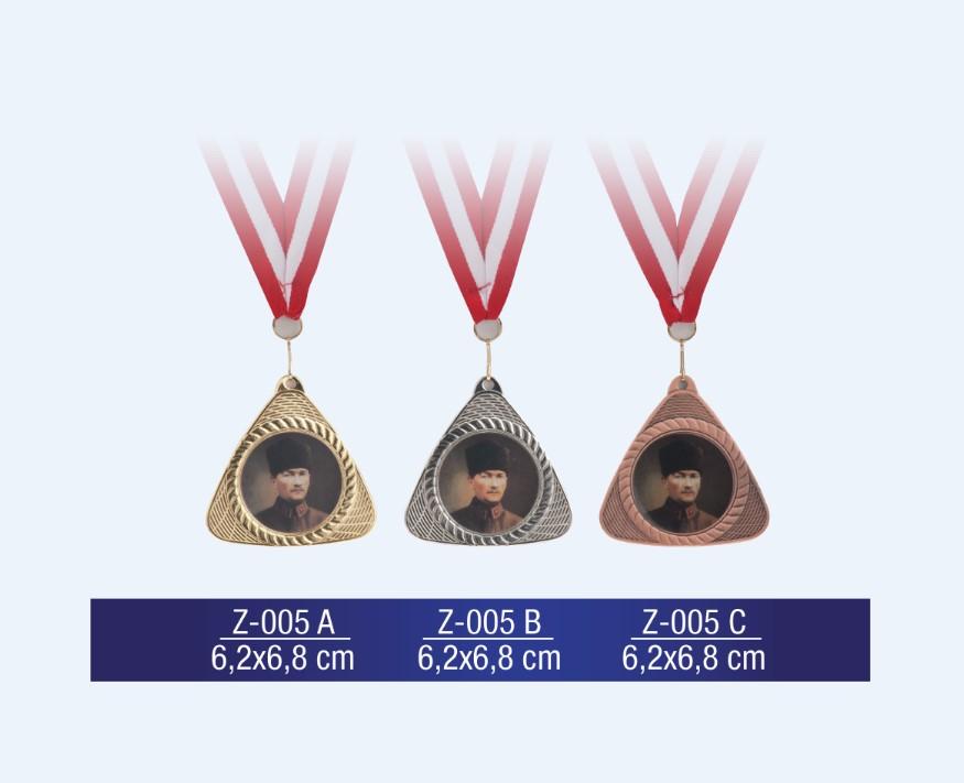 Z-005 Medal