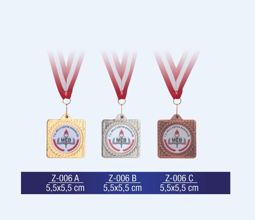 Z-006 Medal