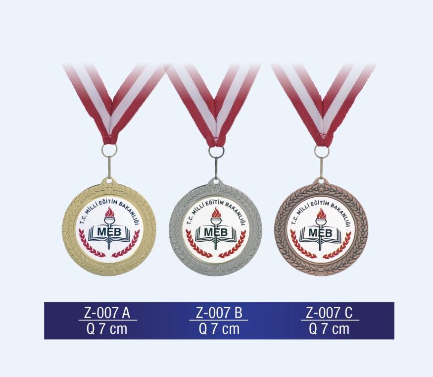 Z-007 Medal