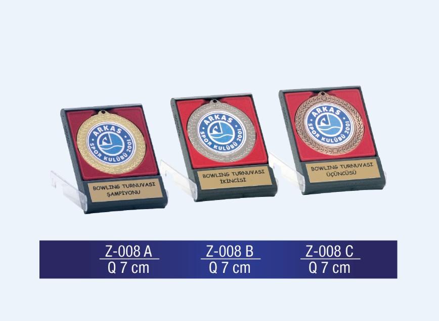 Z-008 Medal