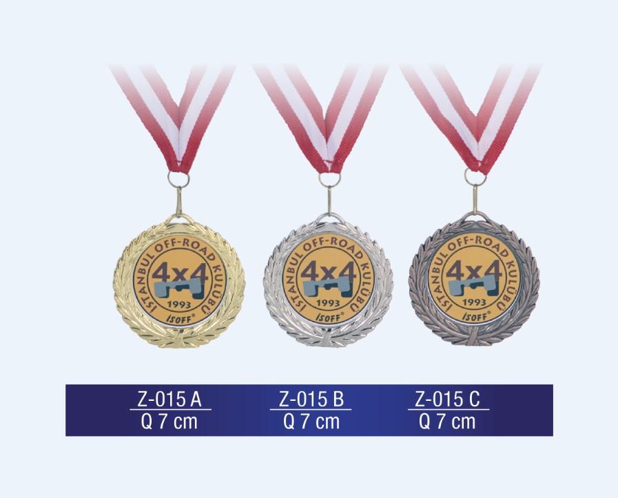 Z-015 Medal