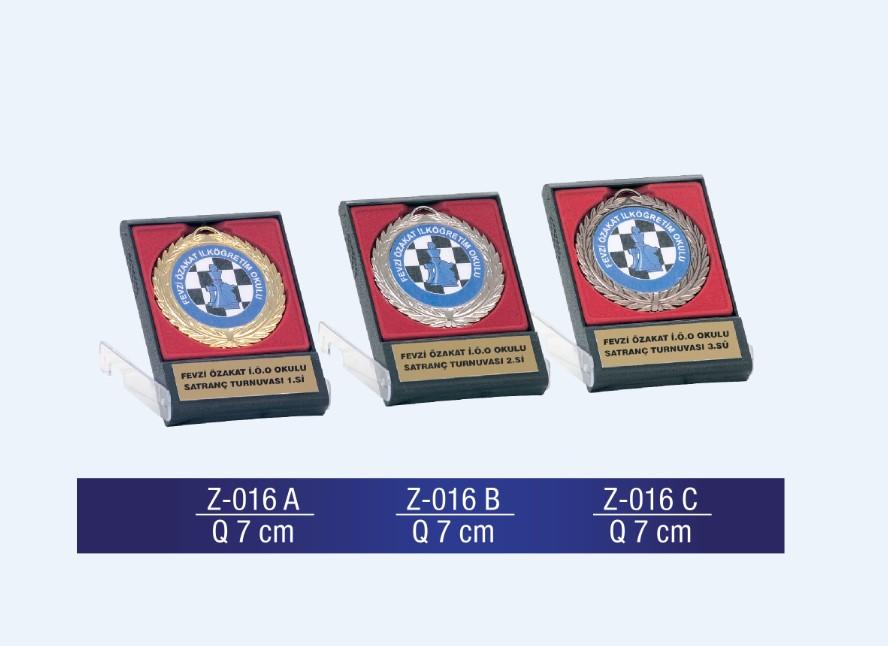 Z-016 Medal