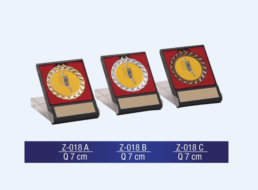 Z-018 Medal