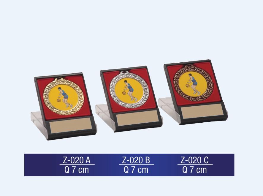 Z-020 Medal